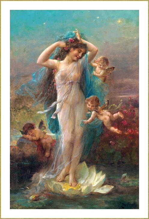 Naissance de Vénus *