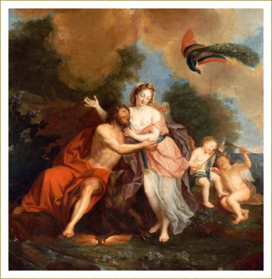 Jupiter et Junon sur le Mont Ida *