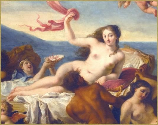La naissance de Vénus (Noël-Nicolas Coypel) *
