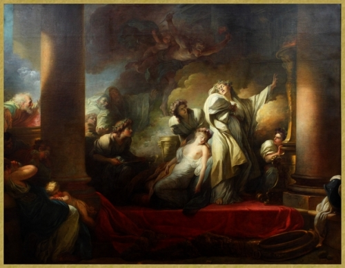 fragonard sacrifice