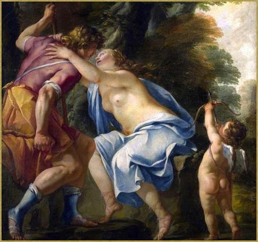 Vénus et Adonis * .
