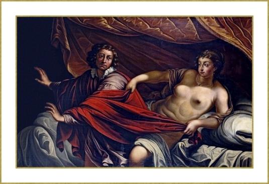 Joseph et la femme de Potiphar * .