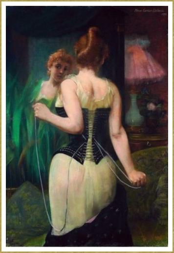 Ajustement du corset