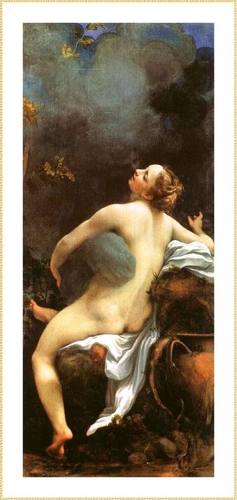 05 Correggio - Zeus et Io