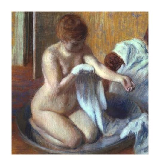 10 Degas la toilette (3)
