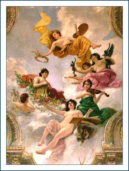 Plafond du Capitole (Toulouse)