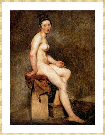 15 Delacroix melle rose berlin