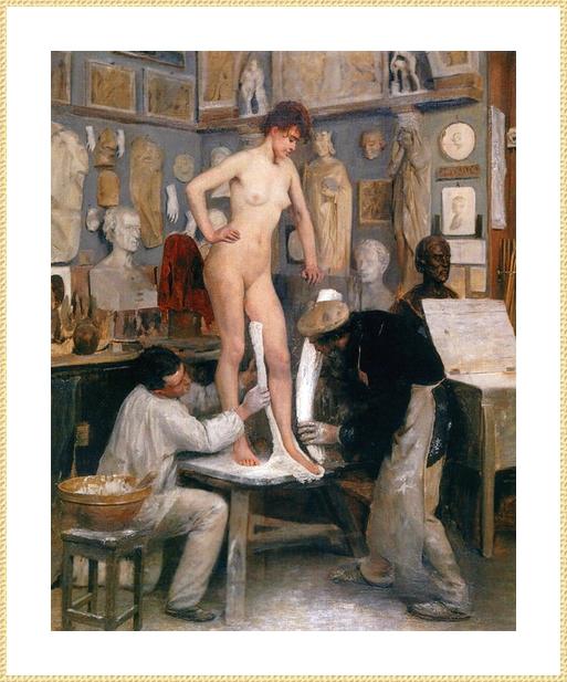 18-Moulage 1887 Dantan