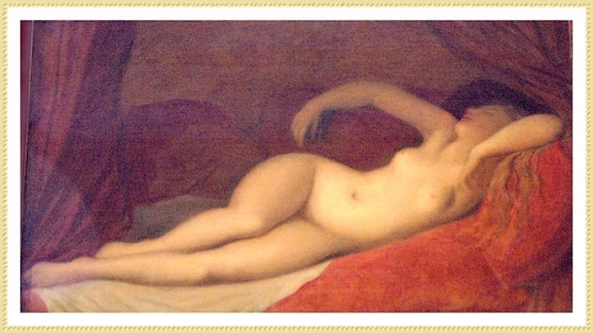 24 Sleeping Odalisque (1808)
