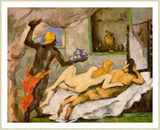 30 Cezanne-Naples