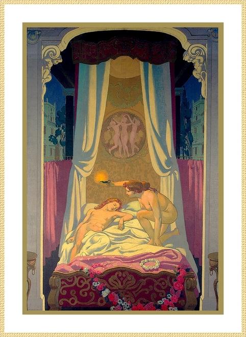 30 Denis_Maurice Psyche  et Cupidon (2)