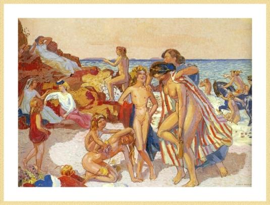 50 Denis Bacchus et Ariadne