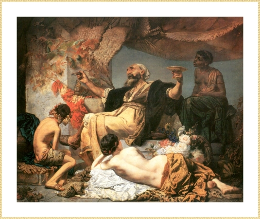 50 Hafiz devant l auberge 1 (3)