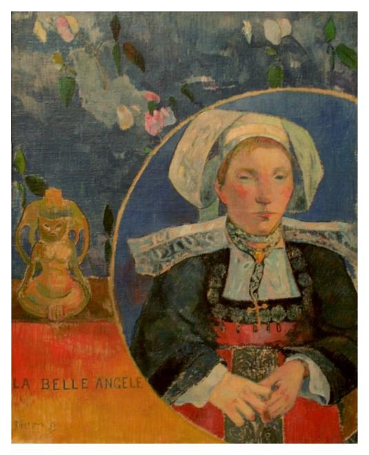 150 orsay gauguin la belle angele
