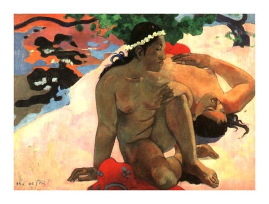 20 Gauguin-aha_oe_feii