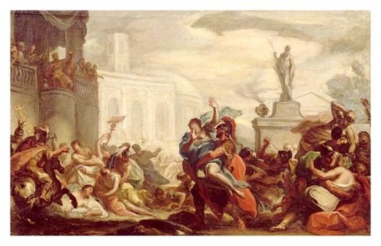 L'enlévement des Sabines