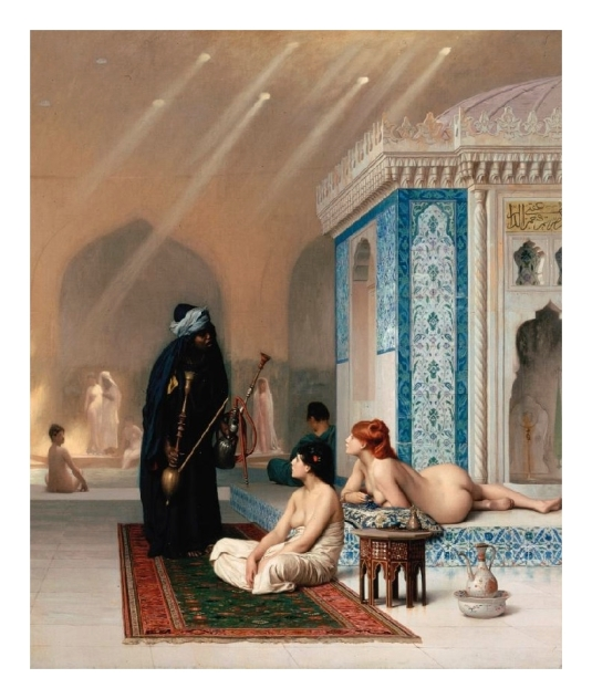 50 GEROME harem (3)