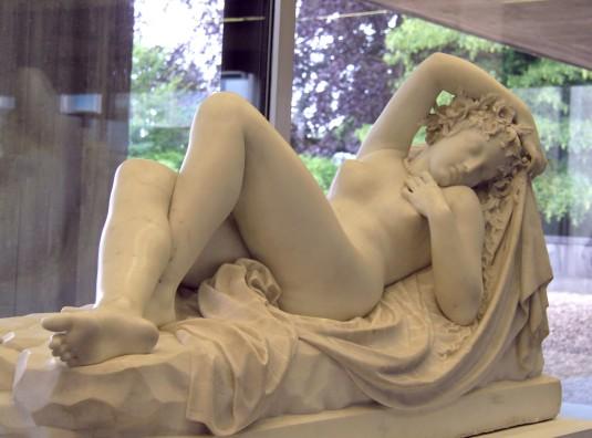 Le sommeil - 1857