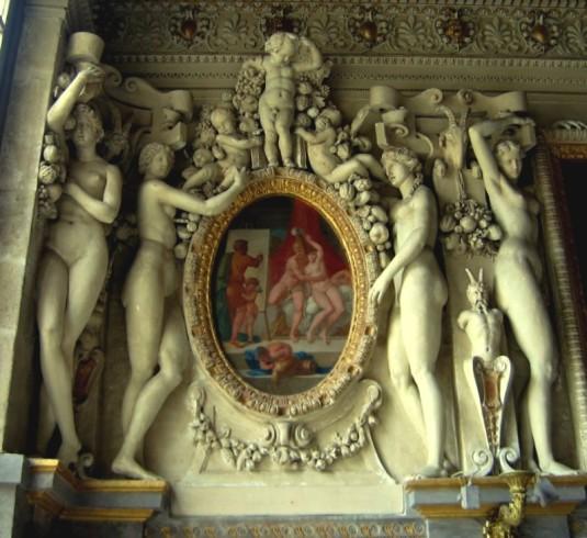02 Pujol Fontainebleau_escalier_roi5
