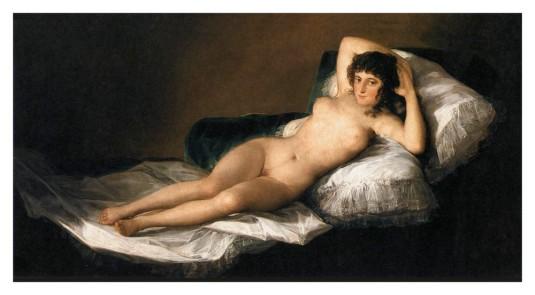 90 Nude-Maja