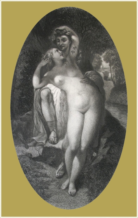 Gravure d'après A.Glaize *