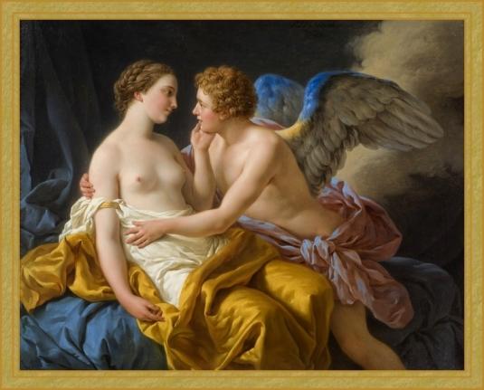 Amour et Psyché *