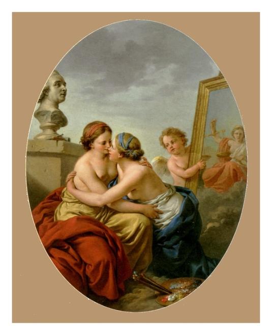 Union de la peinture et la sculpture