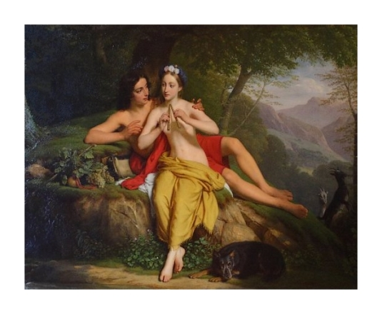 Daphne et Chloe