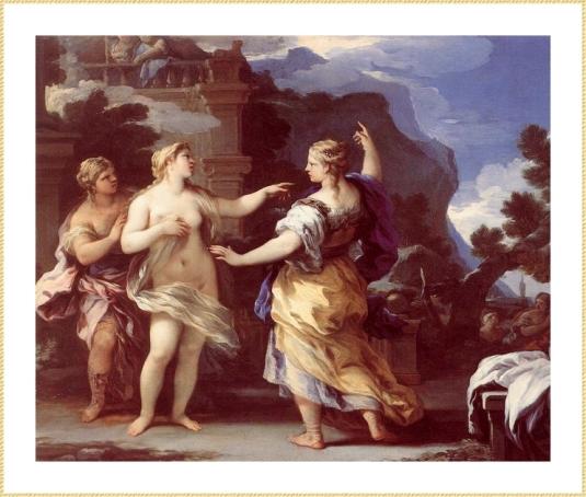22 GIORDANO- Venus Punit Psyche