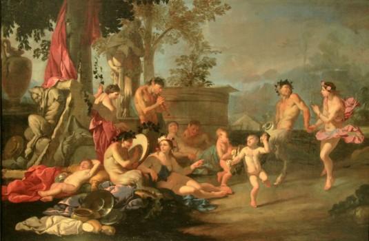 Bacchanale au Musée Saint Denis à Reims