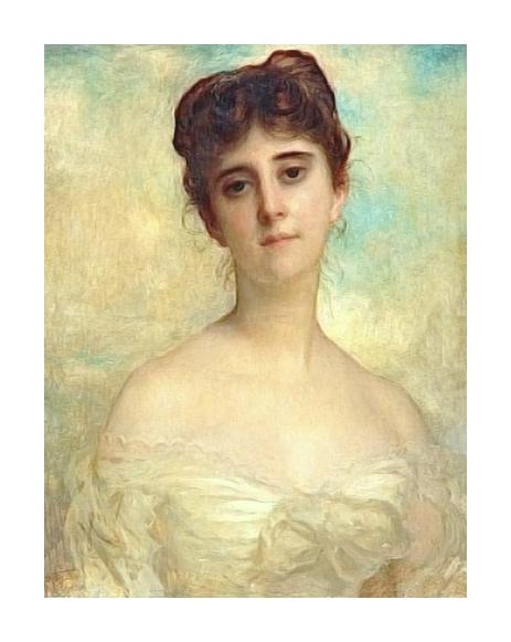 Portrait de Louise Hochon