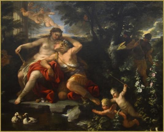 Renaud et Armide *