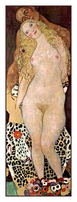 19 Gustav_Klimt_Adam et eve