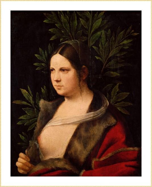 21 Giorgione_Laure