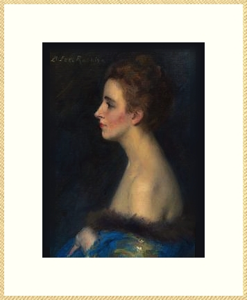 25 Lucy Lee Robbins portrait