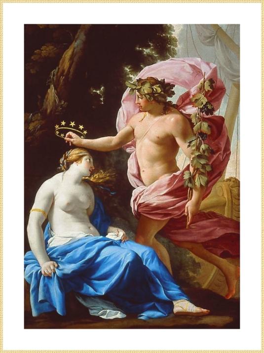 32 Eustache-Le-Sueur Bacchus  Ariane