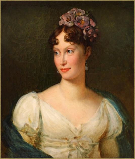 L'Impératrice Marie Louise