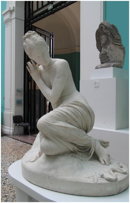 Statue à Valenciennes