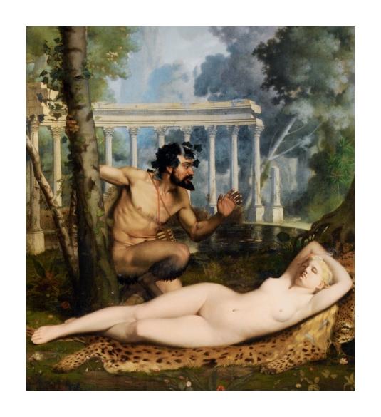 Vénus et Pan