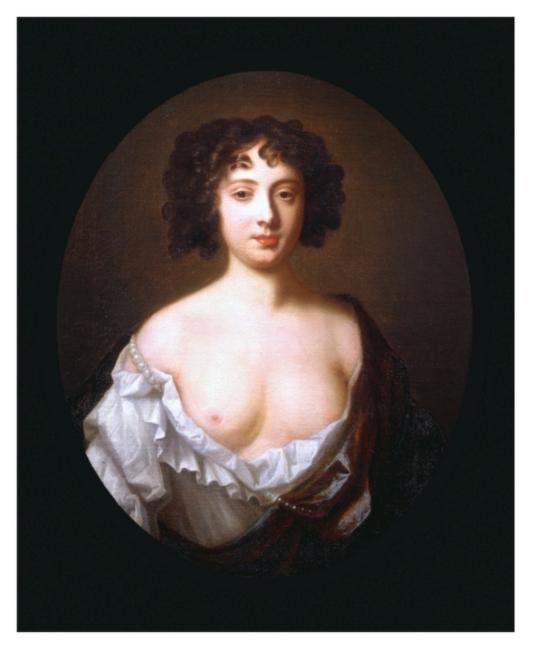 La maitresse de Charles II Nell Gwynne *