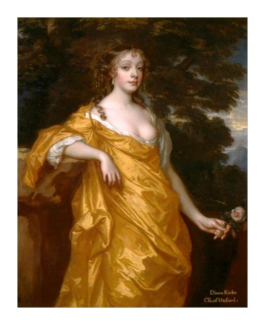 Diana Kirke, Countess of Oxford