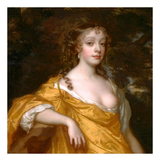 Diana Kirke, Countess of Oxford (détail)