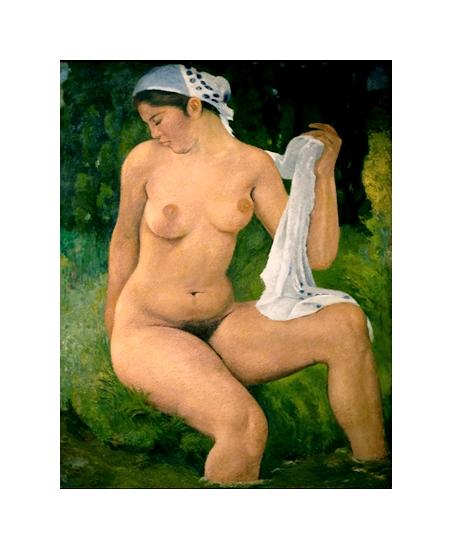 Dina Vierny muse de Maillol