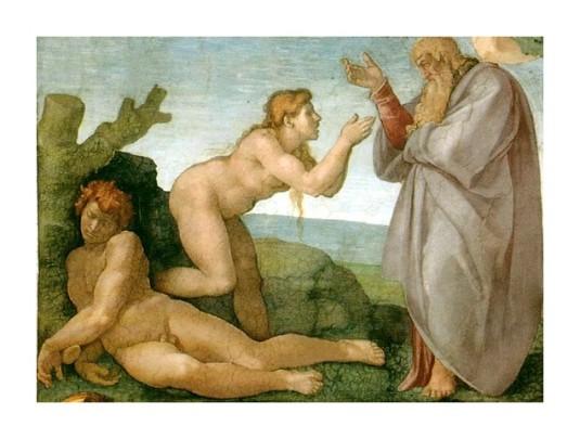 Création d'Eve