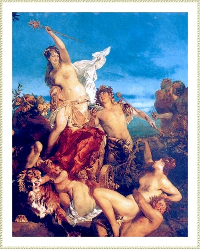 Le triomphe d'Ariane