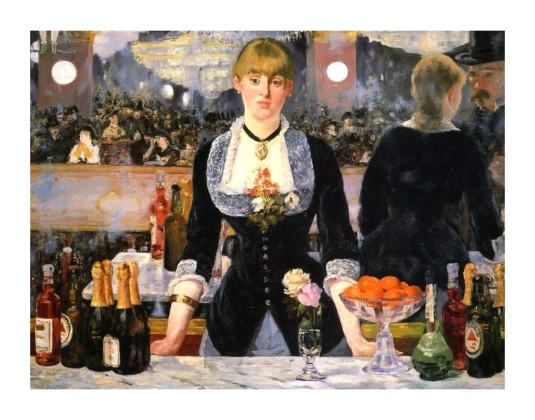 78 manet bar folies_bergères