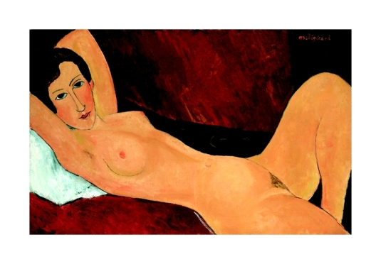 13 modigliani-amedeo-nu-allonge (1)
