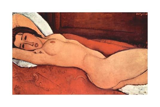 17 Nu Modigliani