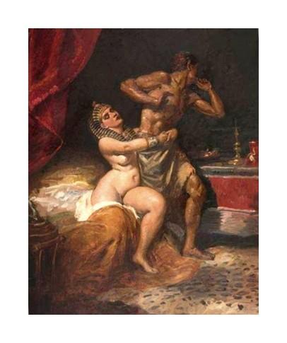 Joseph et Putiphar