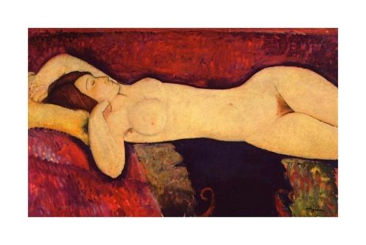 25 Nu Modigliani